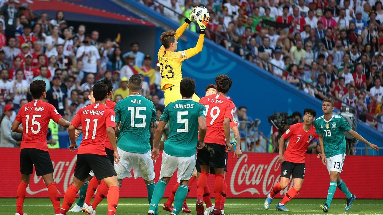 Allemagne - Corée du Sud : Le Résumé du Match