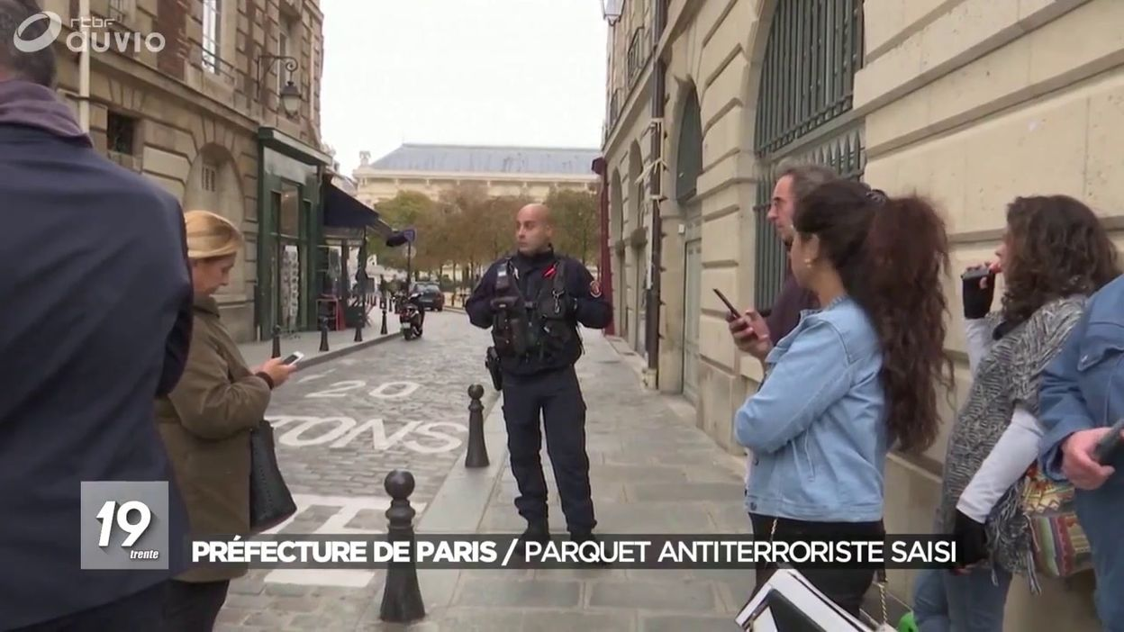 Suites de lattaque mortelle à la préfecture de Paris