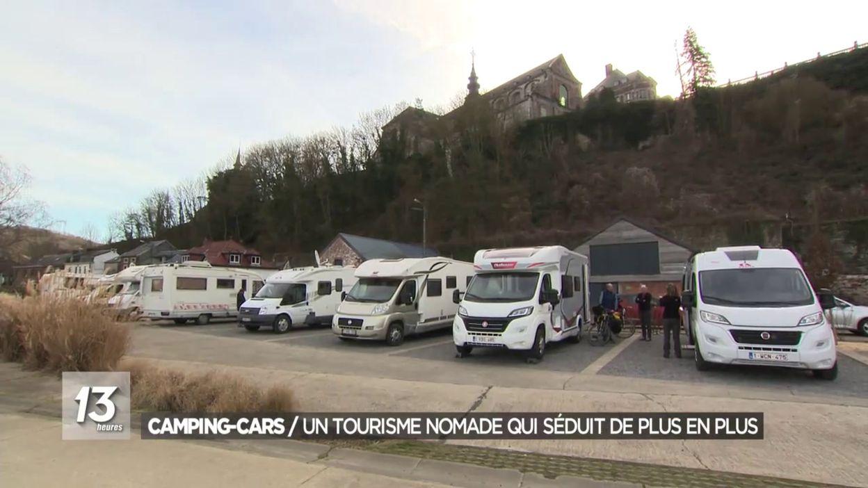 Camping-cars: un tourisme nomade qui séduit de plus en plus