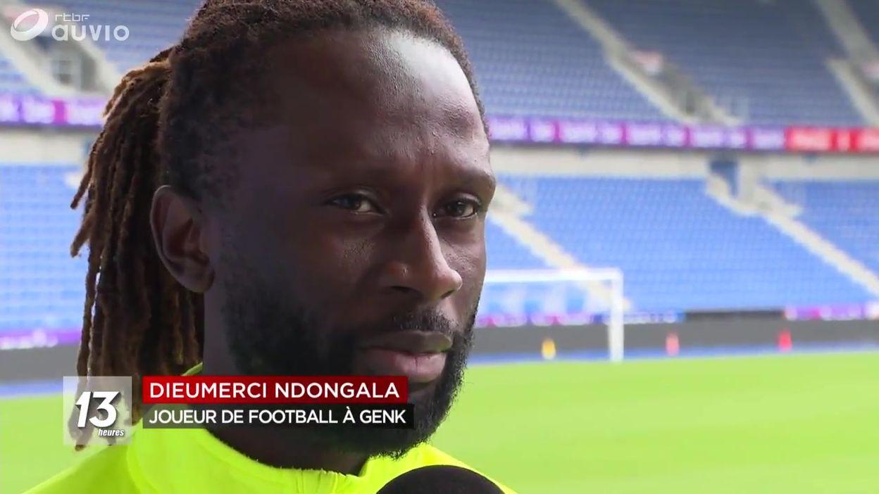 Football : Dieumerci Ndongala dénonce les délits de faciès