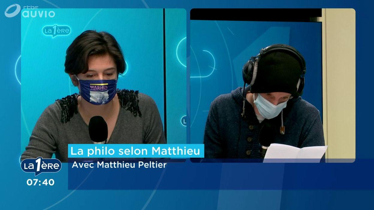 La philo selon Matthieu