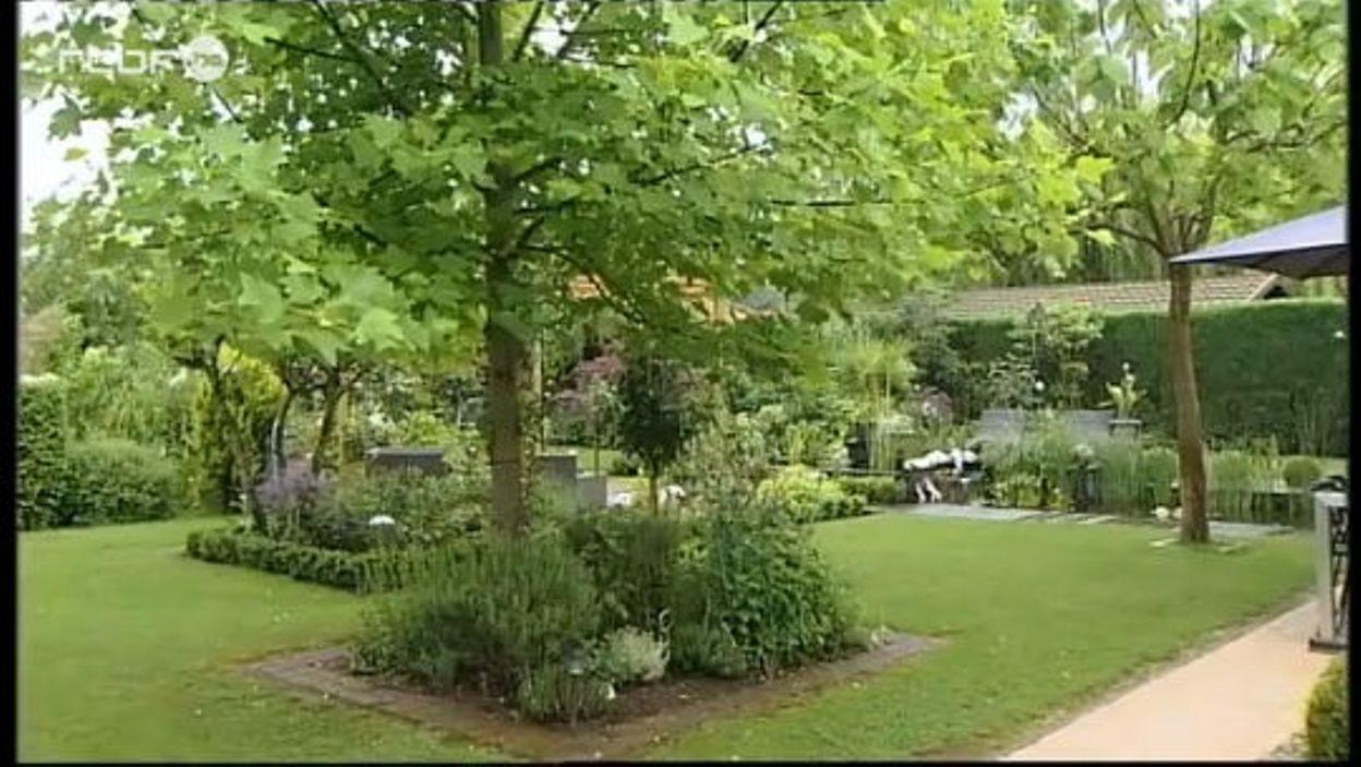 En Hainaut, le jardin de Louis-Marie : sculpture et aromatiques