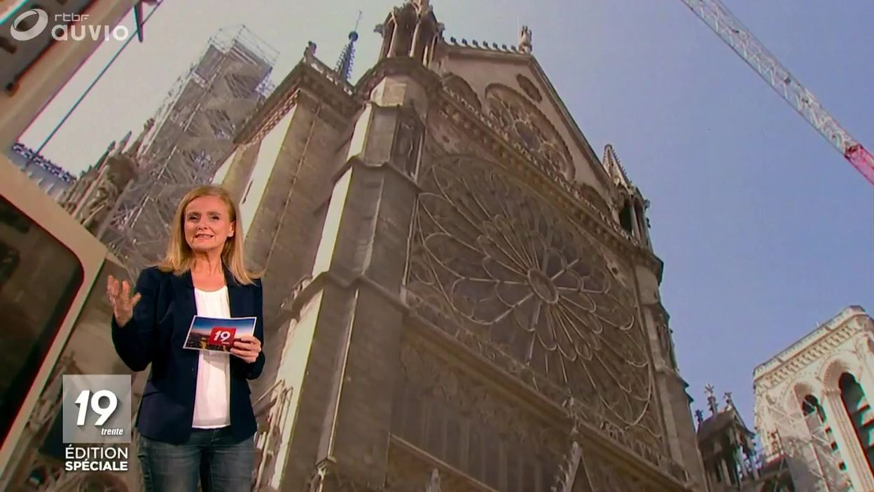 Les Clés de l'Info : Notre-Dame de Paris, patrimoine mondial de l'UNESCO