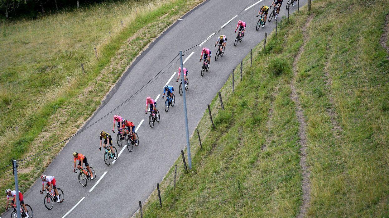 Tour de France - 7ème étape :Belfort  > Chalon-sur-Saône (1/2)