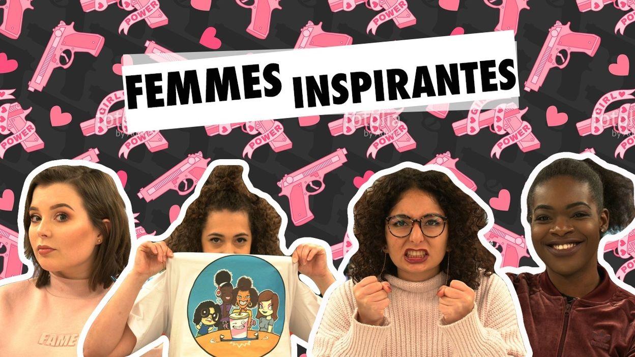 Milkshake / Les femmes inspirantes