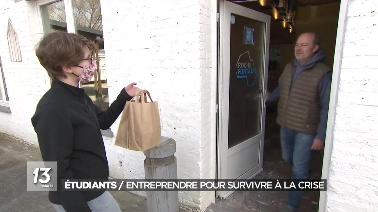 Étudiants : entreprendre pour survivre à la crise