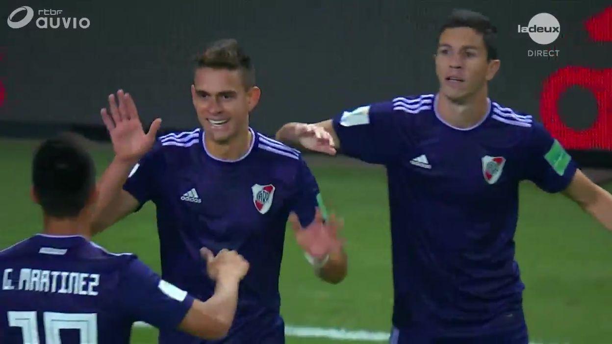 River Plate - Al Ain : 2-1 de Rafael Borre