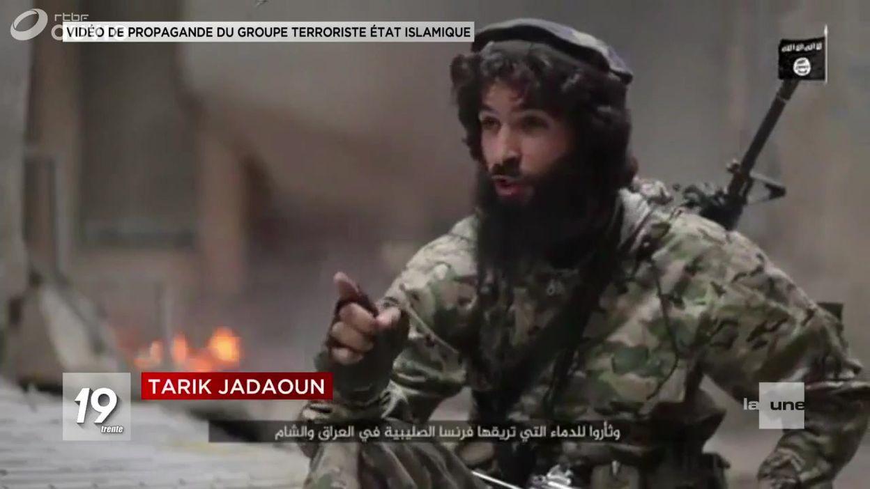 Tarik Jadaoun: le parcours d'un djihadiste