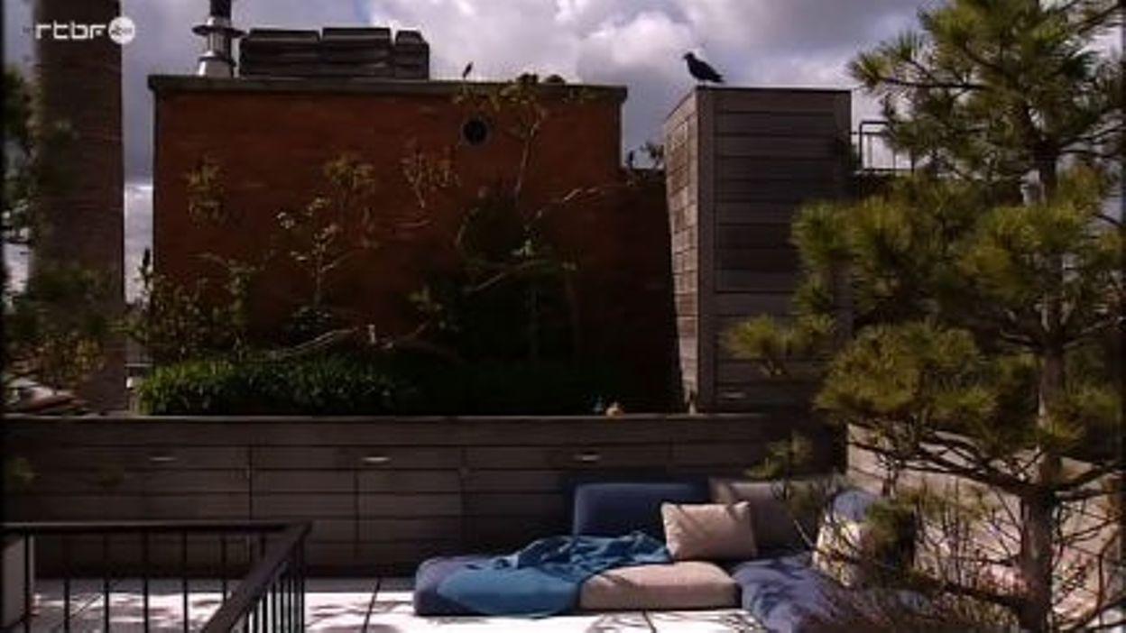 Jardin de rêve: Terrasse chez Filip Deslée et Keith Bart à Anvers ...