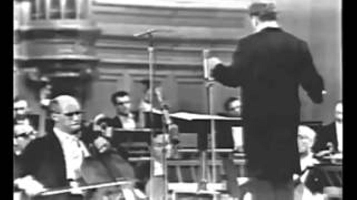Mstislav Rostropovich - Shostakovich Cello Concerto No 2 Op 126 - 23/04/2017