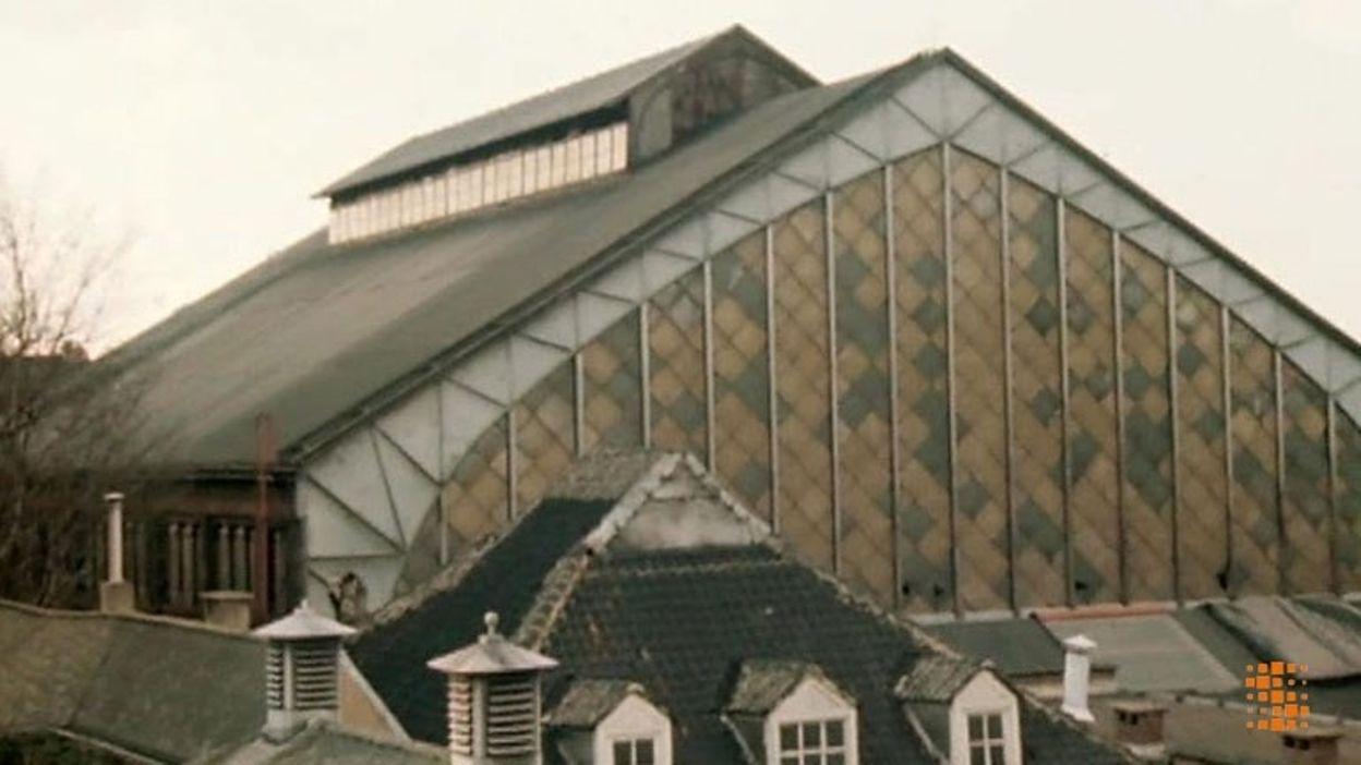 Les Halles de Schaerbeek