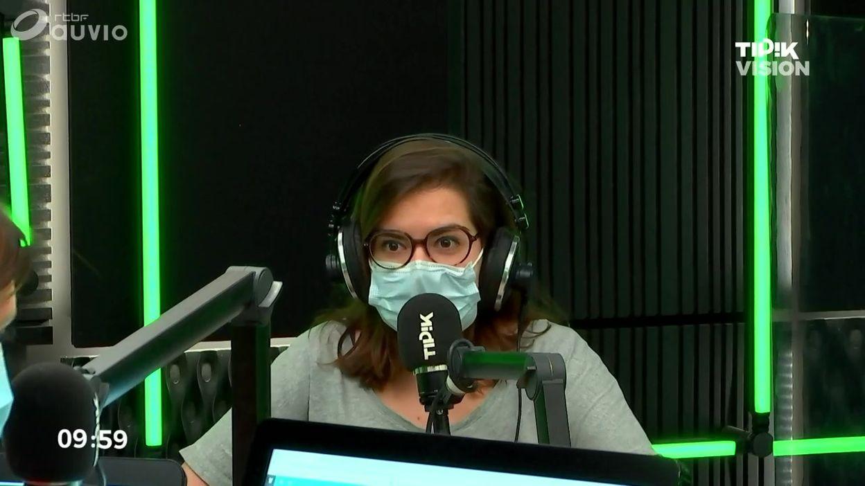 Fanny Ruwet nous parle de la série podcast