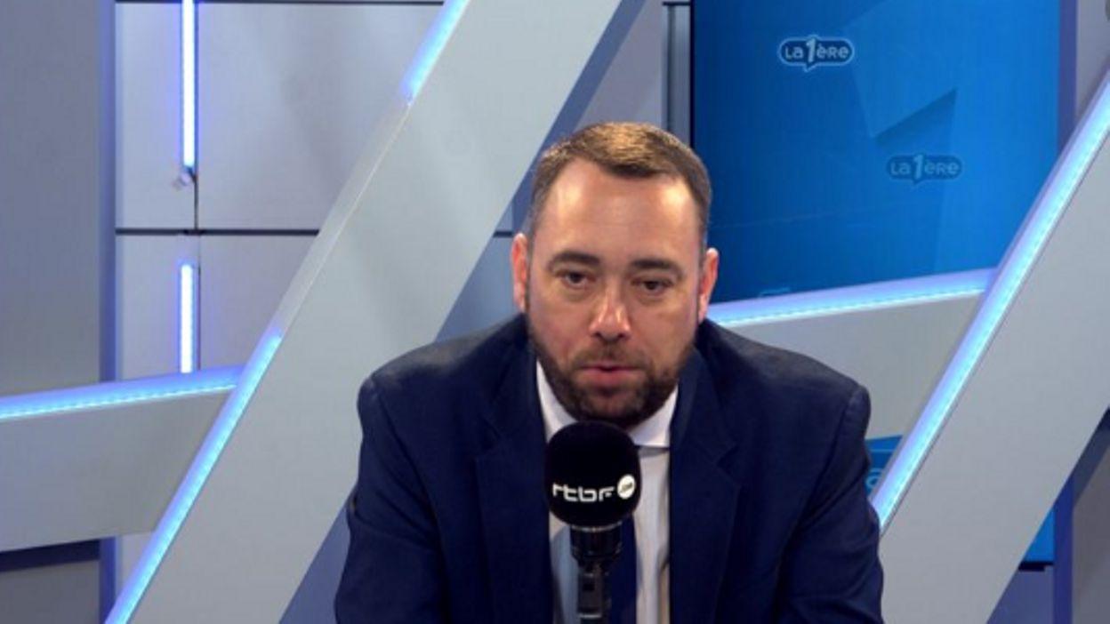 L'invité de Matin Première : Maxime Prevot