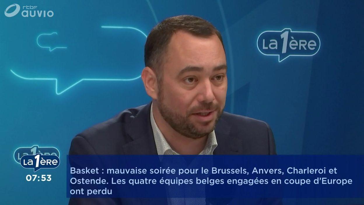 L'invité de Matin Première : Maxime Prévot