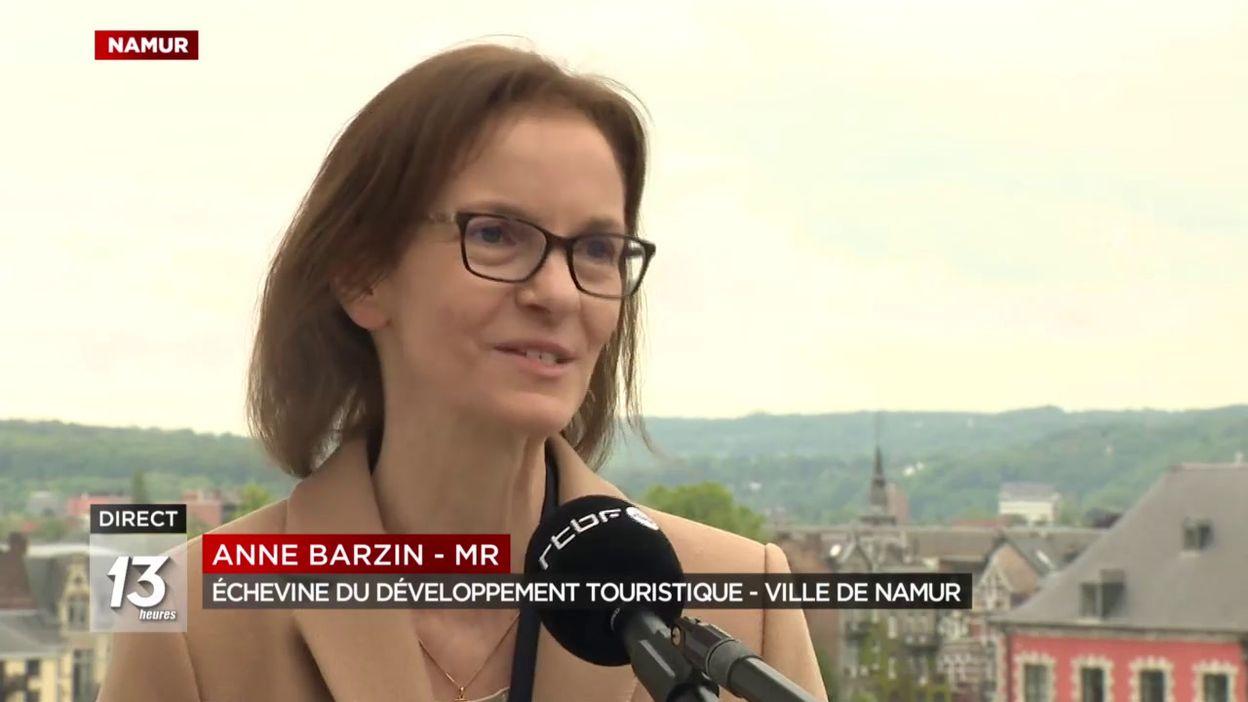 Namur / Retour adapté des fêtes de Wallonie en septembre
