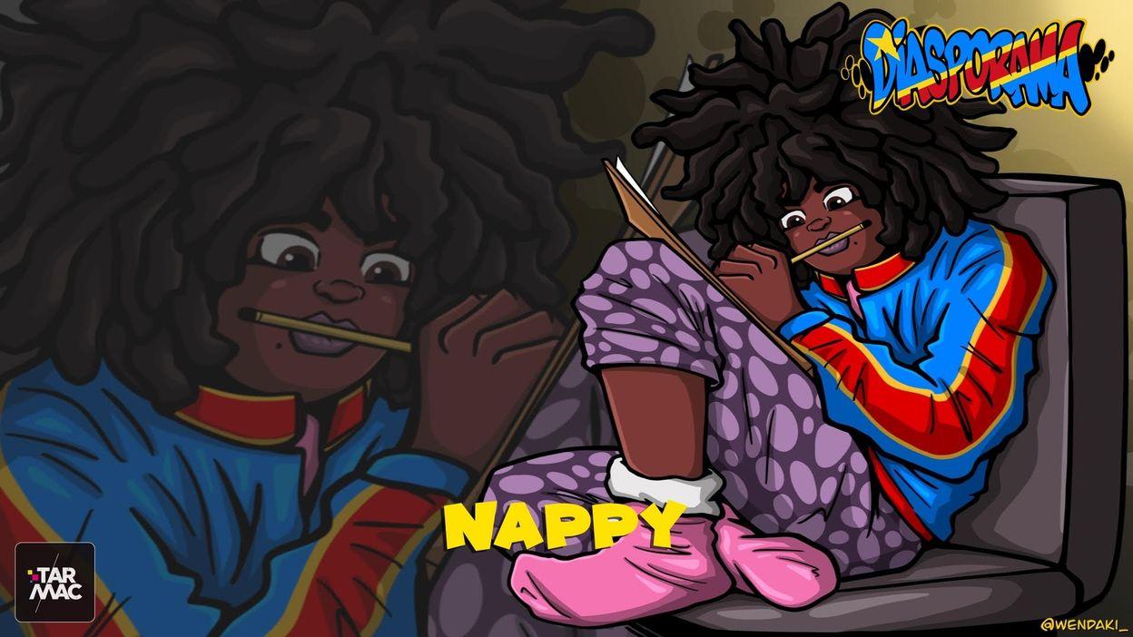 Diasporama : Nappy : Natural & Happy