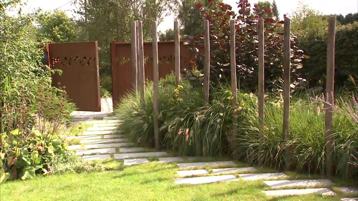Le jardin primé