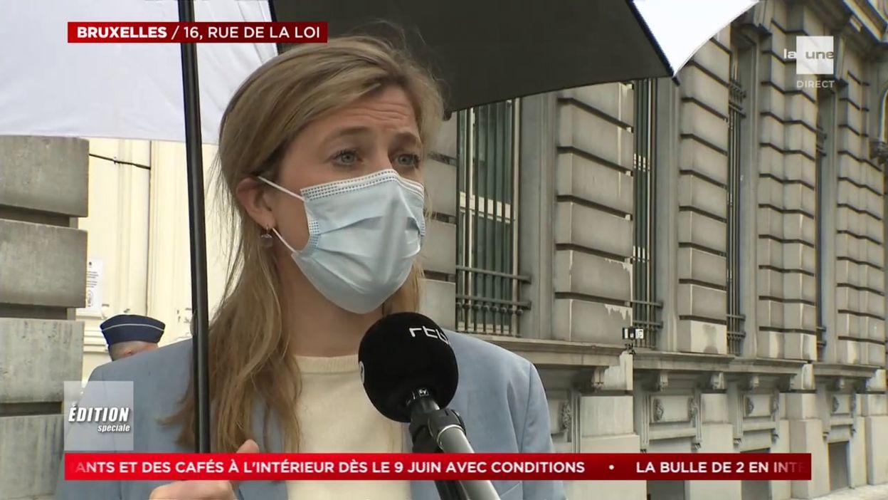 Comité de concertation du 11/05/2021 : les terrasses ouvertes jusque 23h30 pendant l'Euro, une source de préoccupations ?
