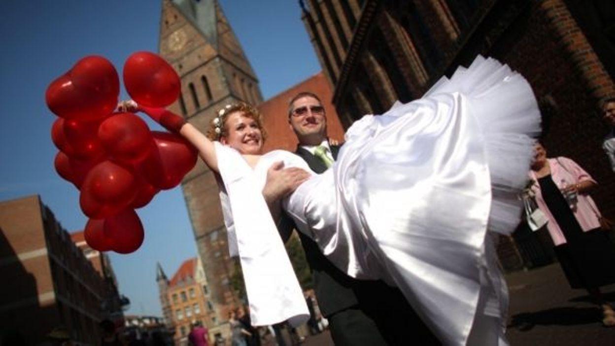 BRUXELLES: mariage en streaming à Etterbeek