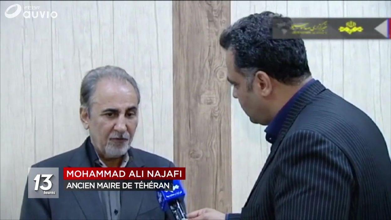 Iran : l'ancien maire de Téhéran coupable de féminicide