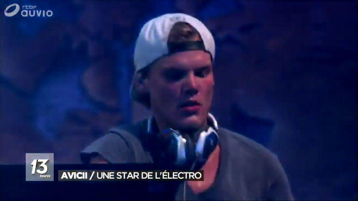 Décès du DJ Avicii à l'âge de 28 ans