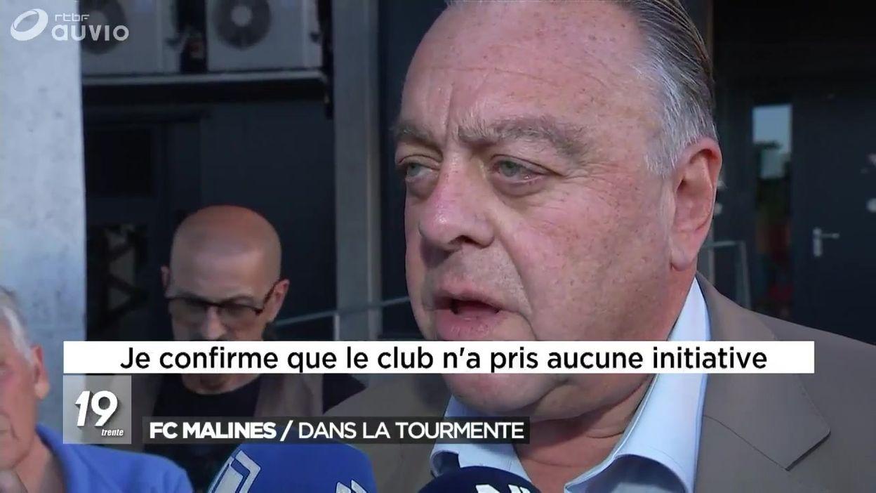 FootGate : le cas particulier du FC Malines