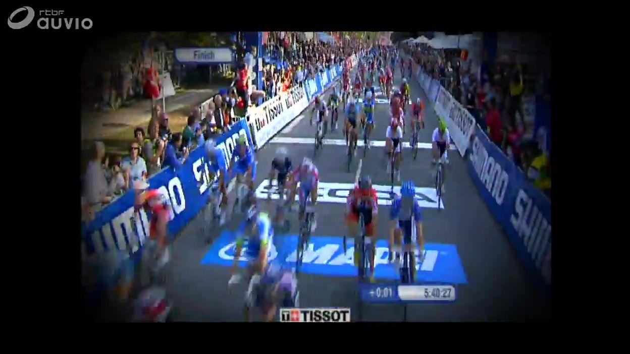 Championnat du monde 2011, victoire de Mark Cavendish (M. Istace)