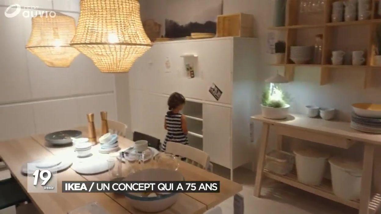 Ikea : un concept qui a 75 ans