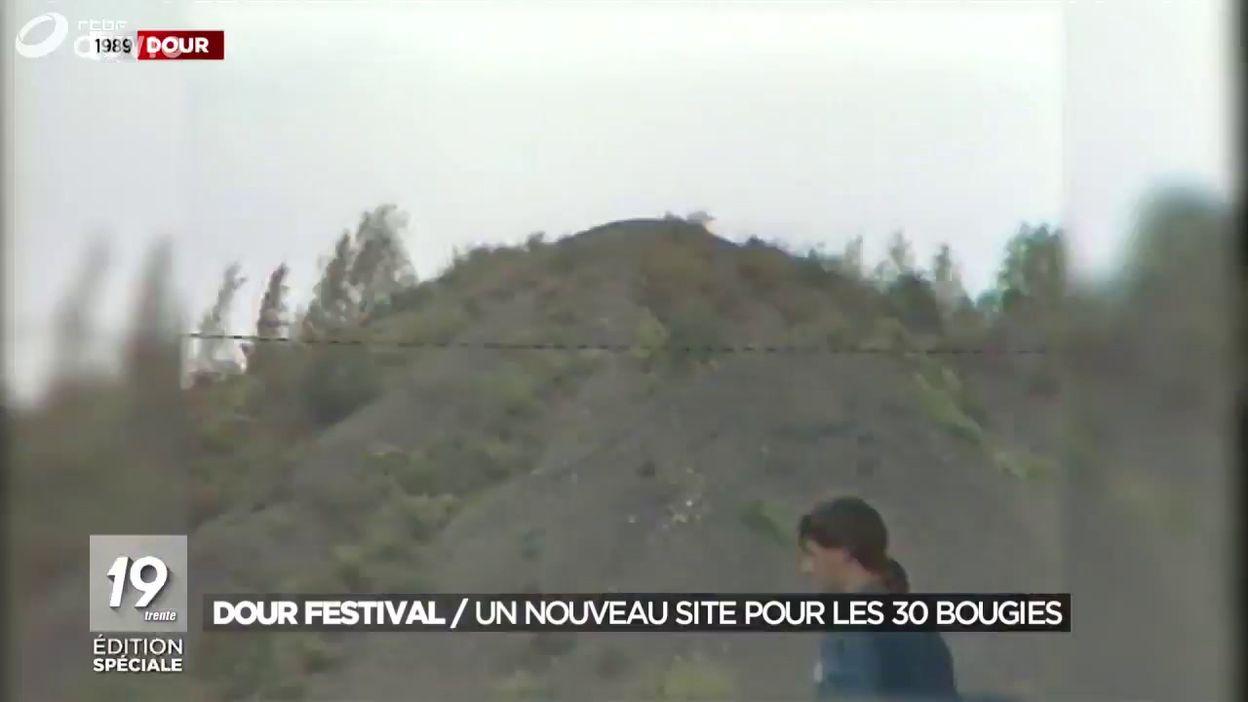 Mons: 30 ans du festival de Dour