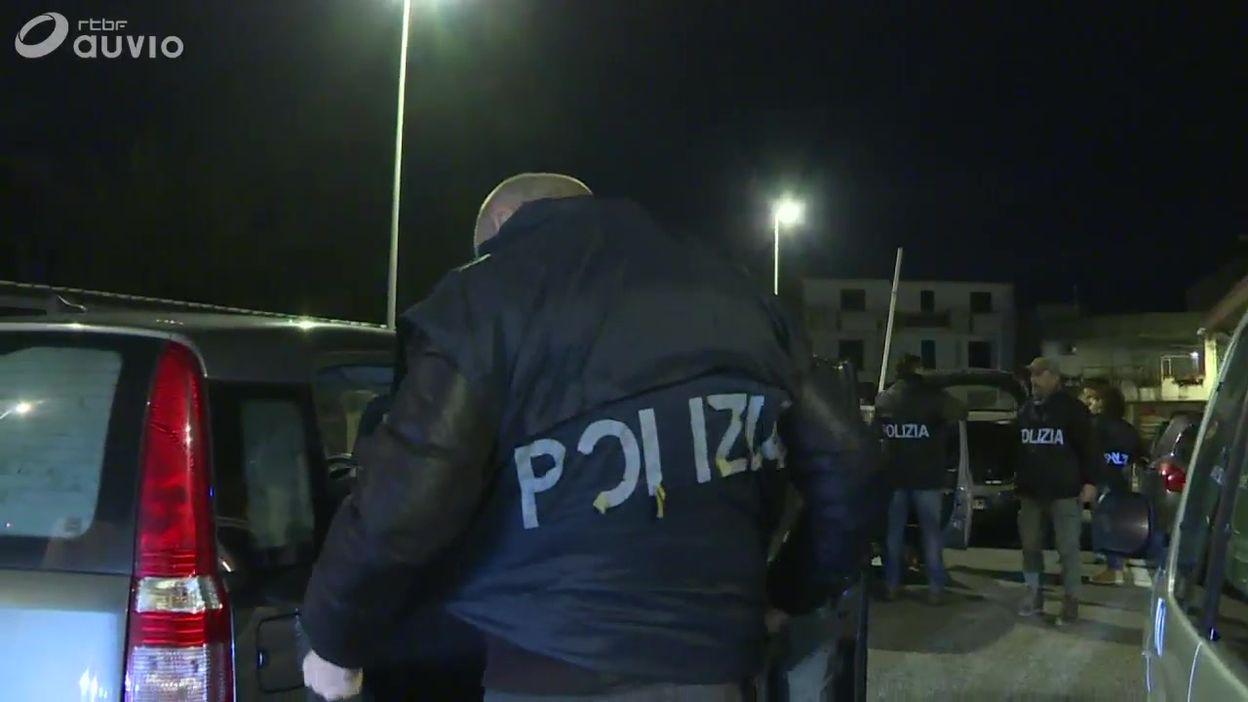 Italie : coup de filet contre la mafia calabraise