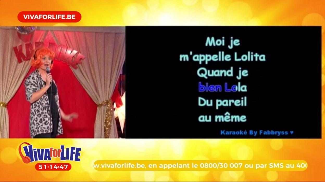 Moment nostalgie à Viva for Life avec Julien Doré