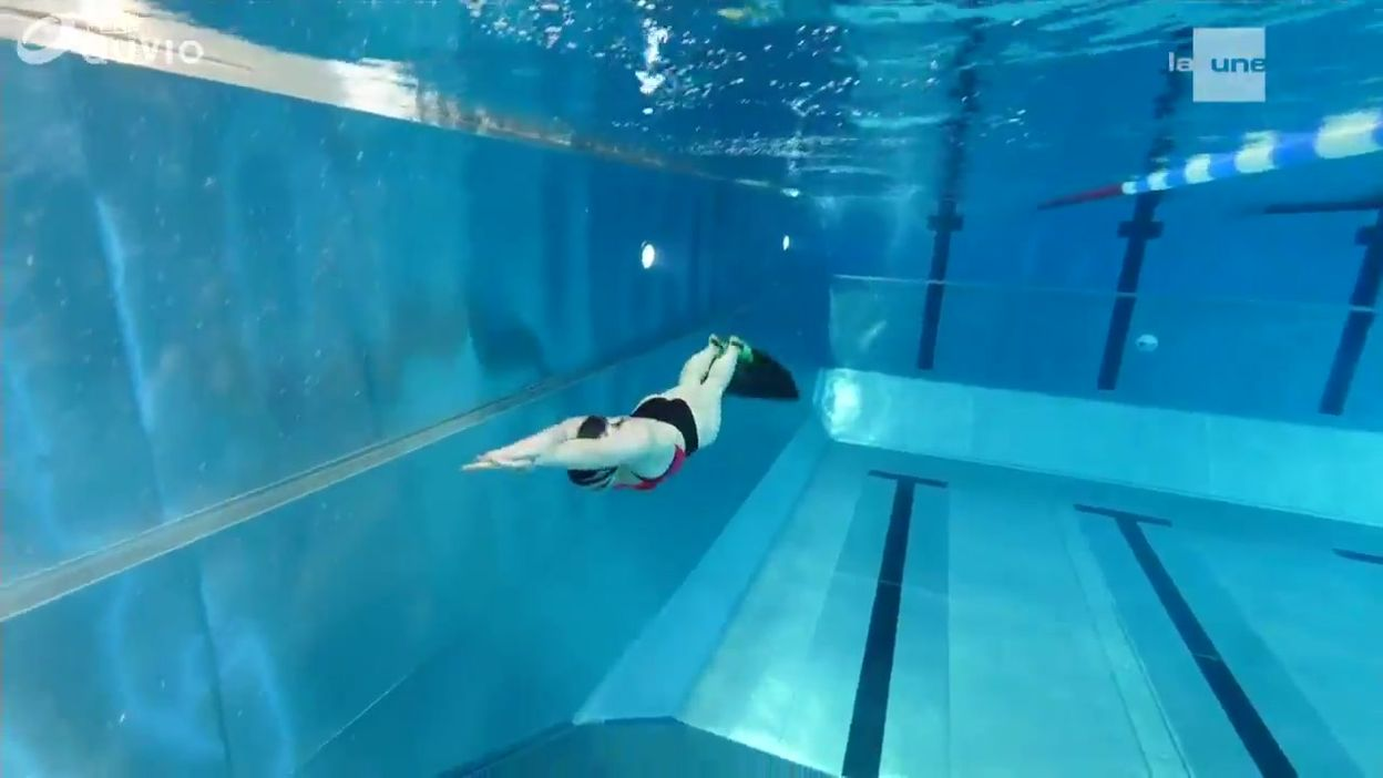 La nage avec palme, un sport en quête d'or
