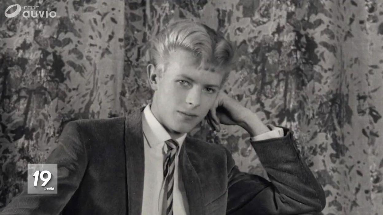 David Bowie : son 1er enregistrement adjugé à 45 000 €