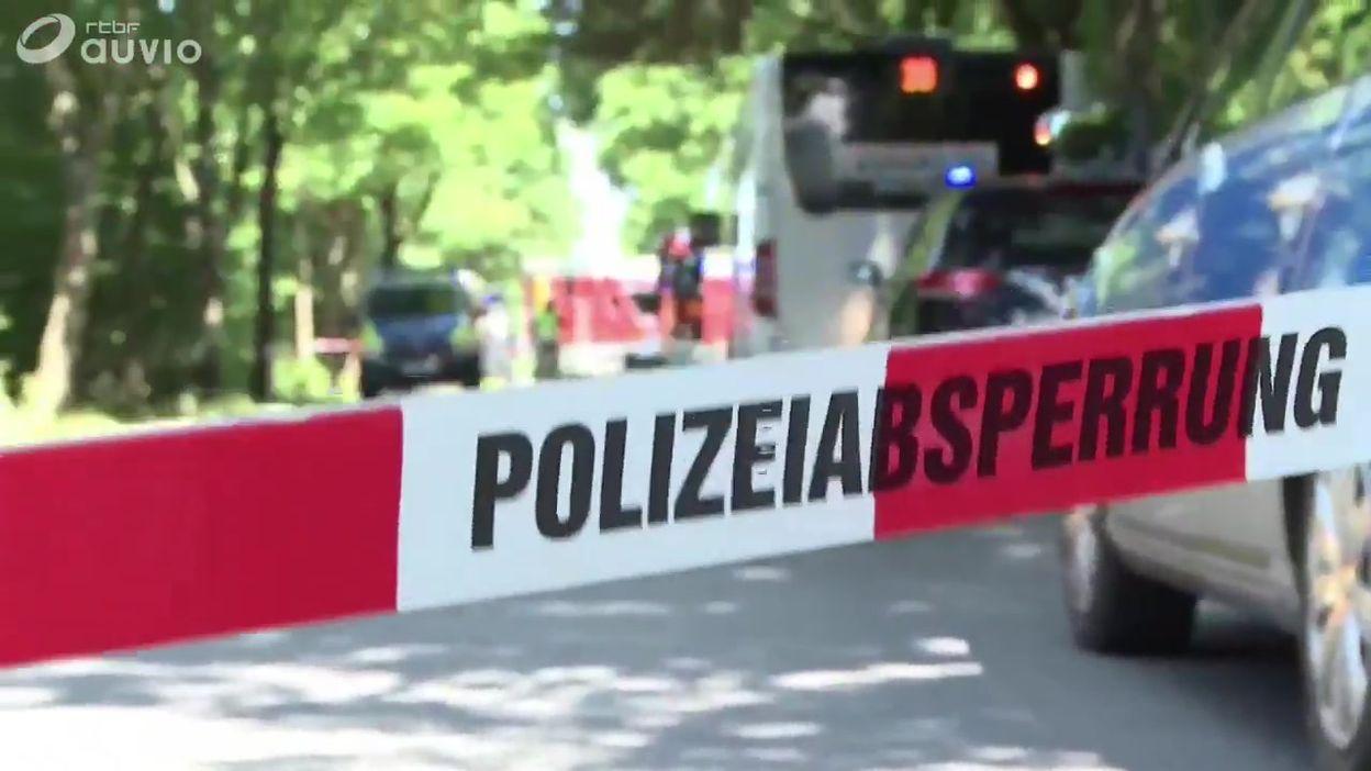 Allemagne Des Blesss Aprs Une Agression Au Couteau Dans Un Bus Lbeck