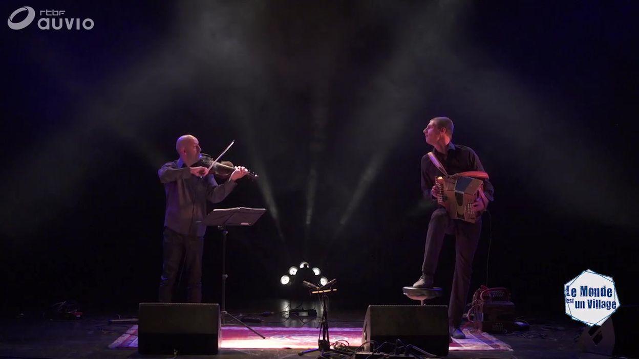 '3 Polkas' par Luc Pilartz & Simon Gielen