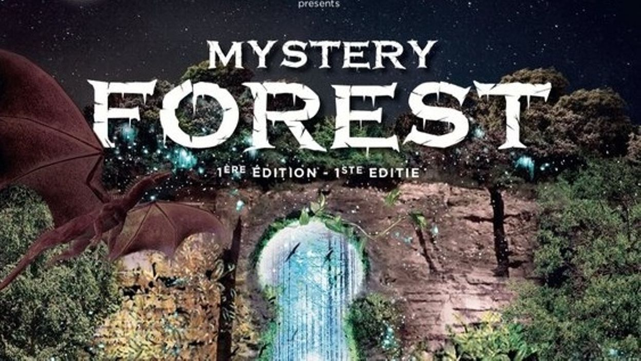 Mystery Forest, un spectacle monumental à Durbuy !