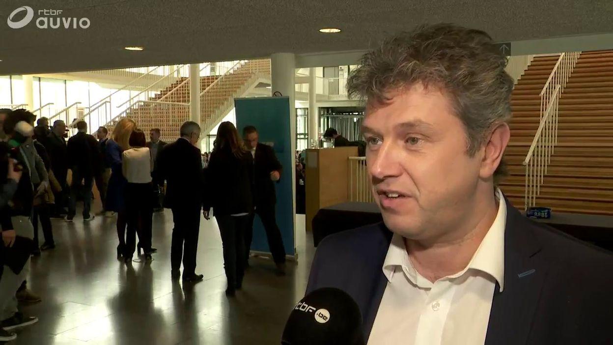 Yves Evrard (MR) sur Dimitri Fourny (cdH)