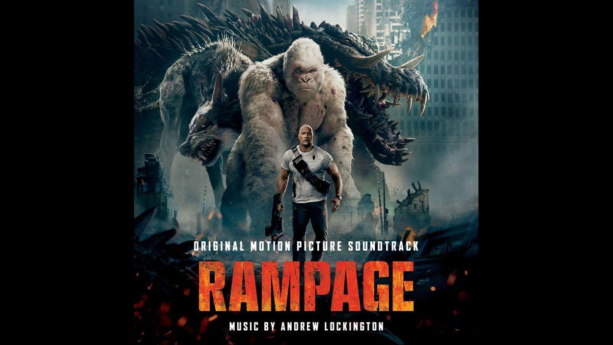 Kid Cudi - The Rage - 13/04/2018