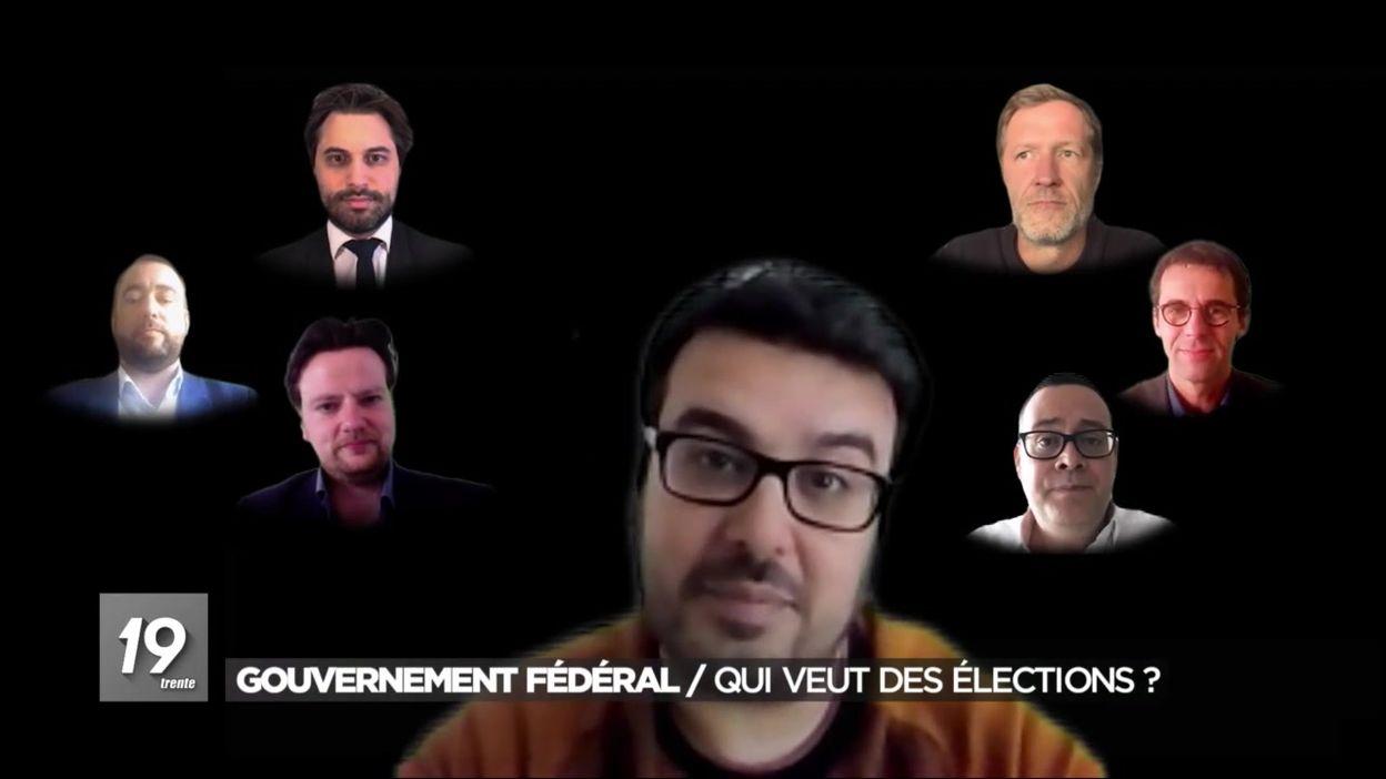 Gouvernement fédéral : qui veut des élections ?
