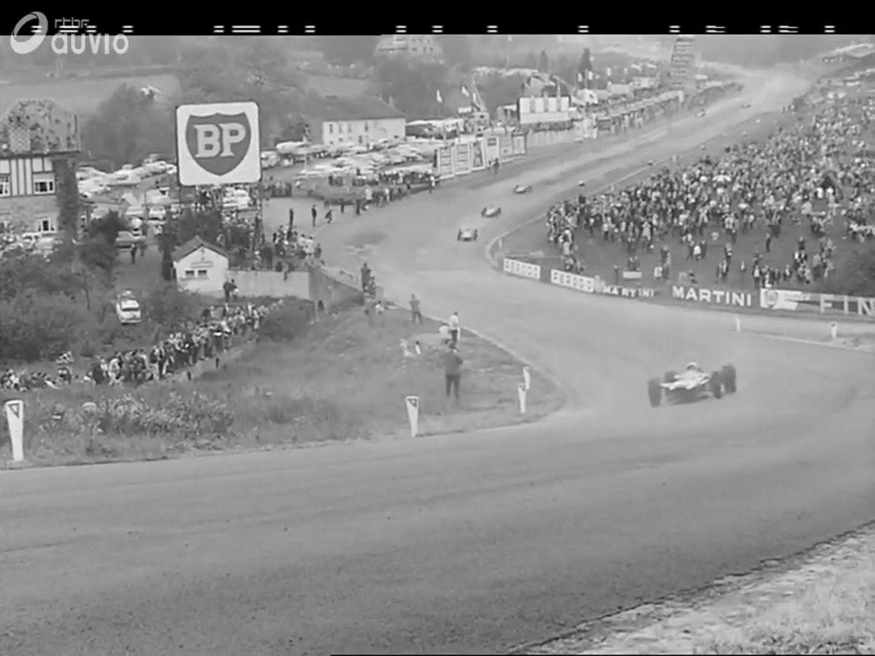GP Belgique 1965 : Victoire de Jim Clark