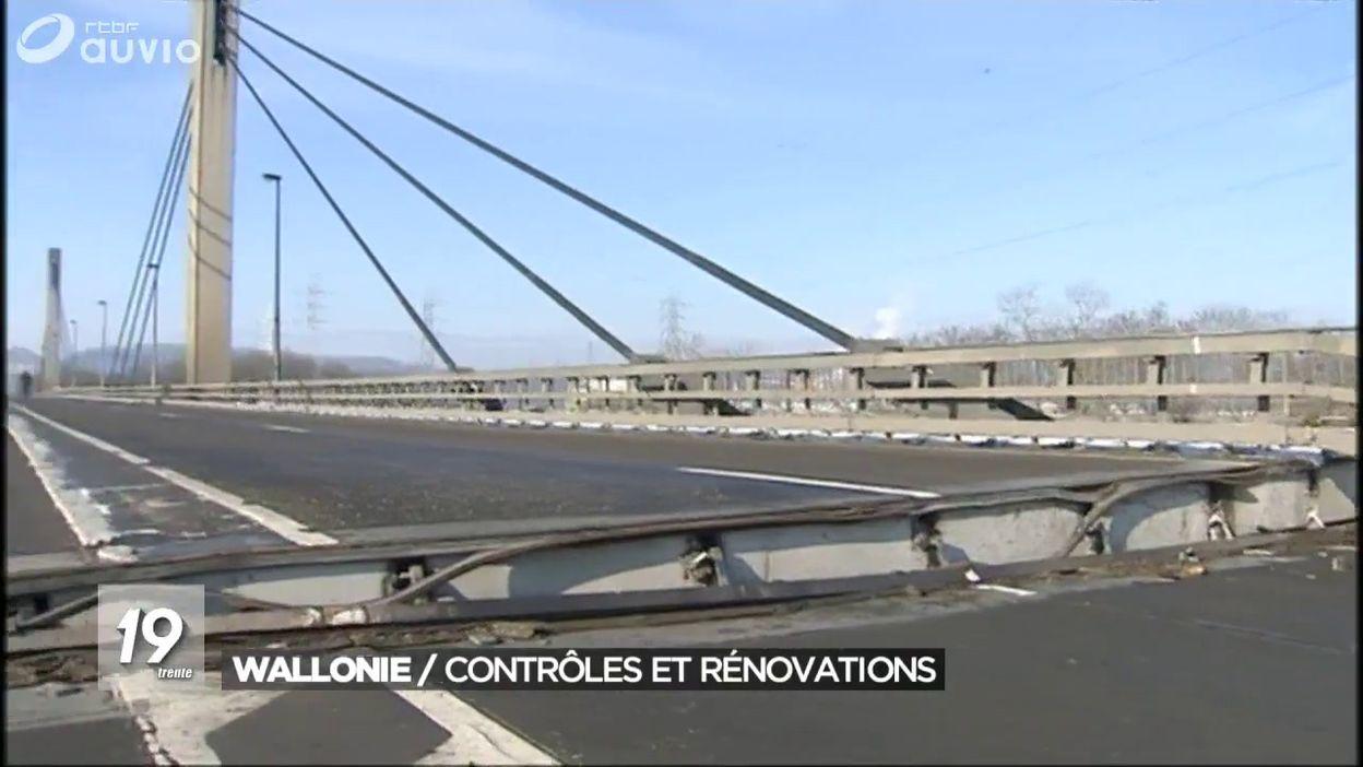 Les Clés de l'Info : les ponts à surveiller en Belgique
