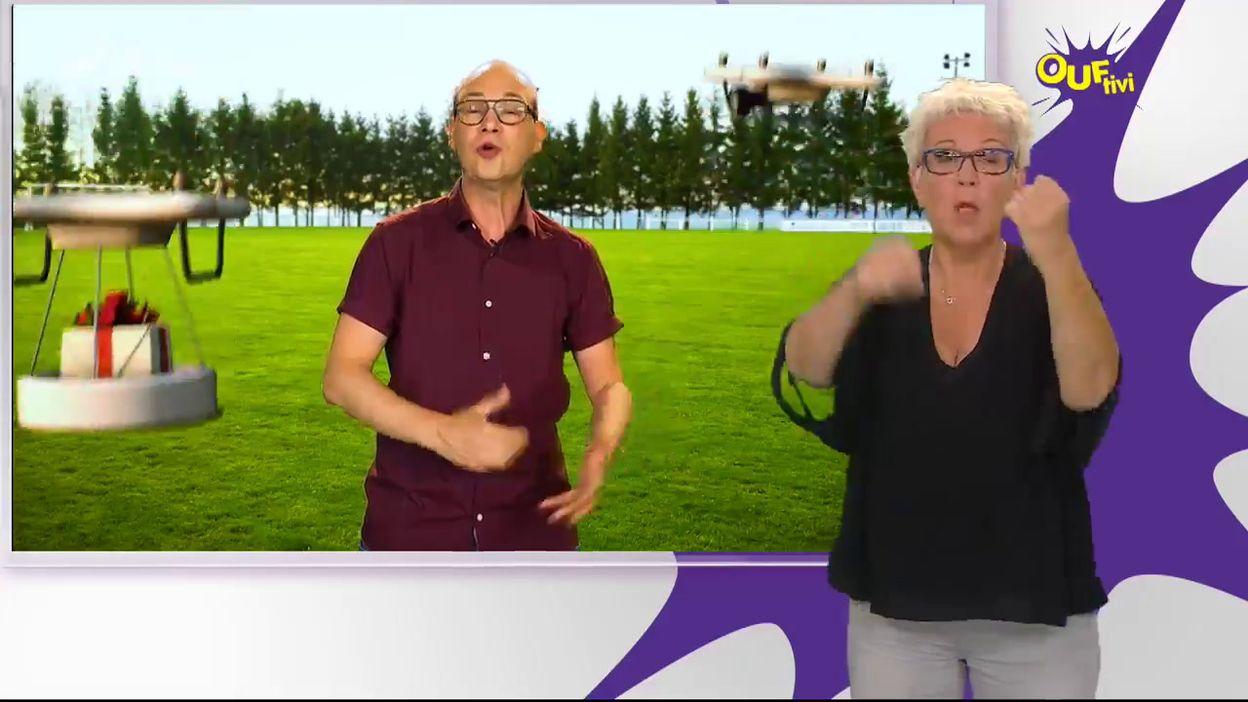 Les Niouzz en langue des signes