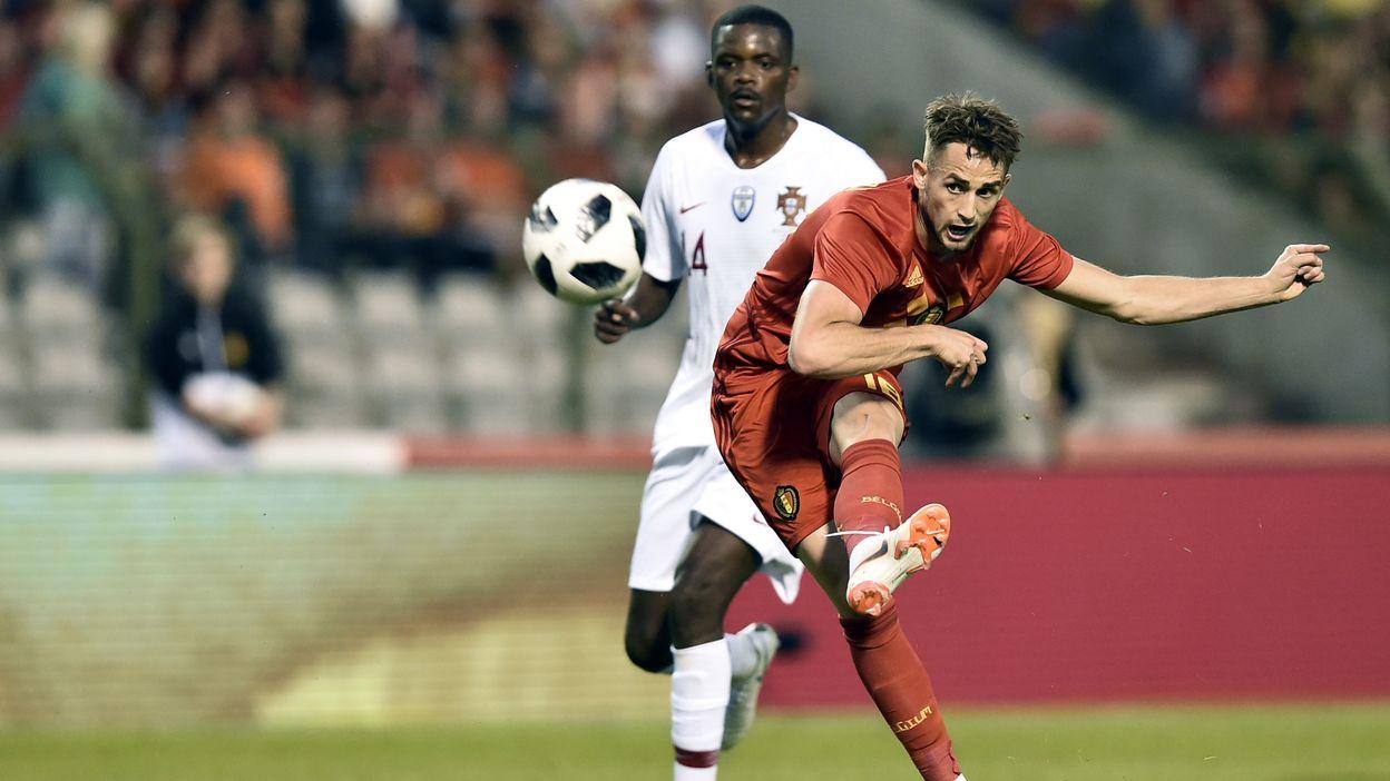 Belgique - Portugal : 02 juin 2018 (0-0)
