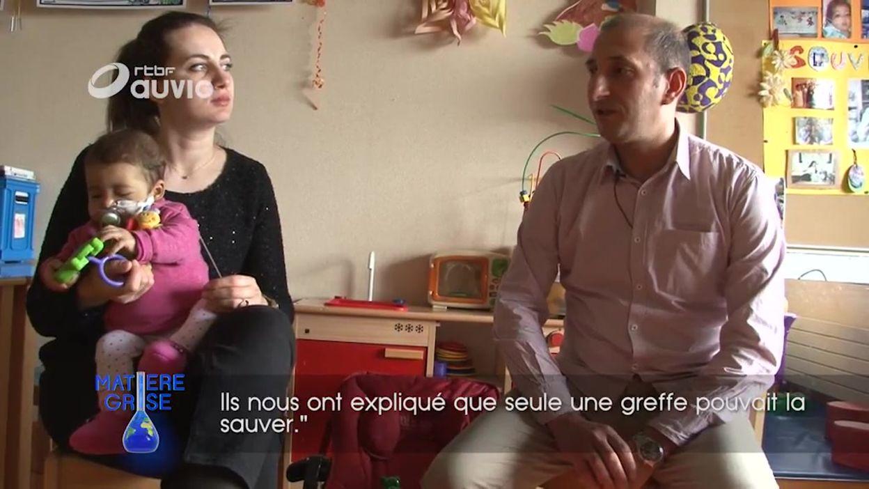 """Matière Grise """"Greffes de foie chez l'enfant"""" / Extrait - Extrait - 19/03/2017"""