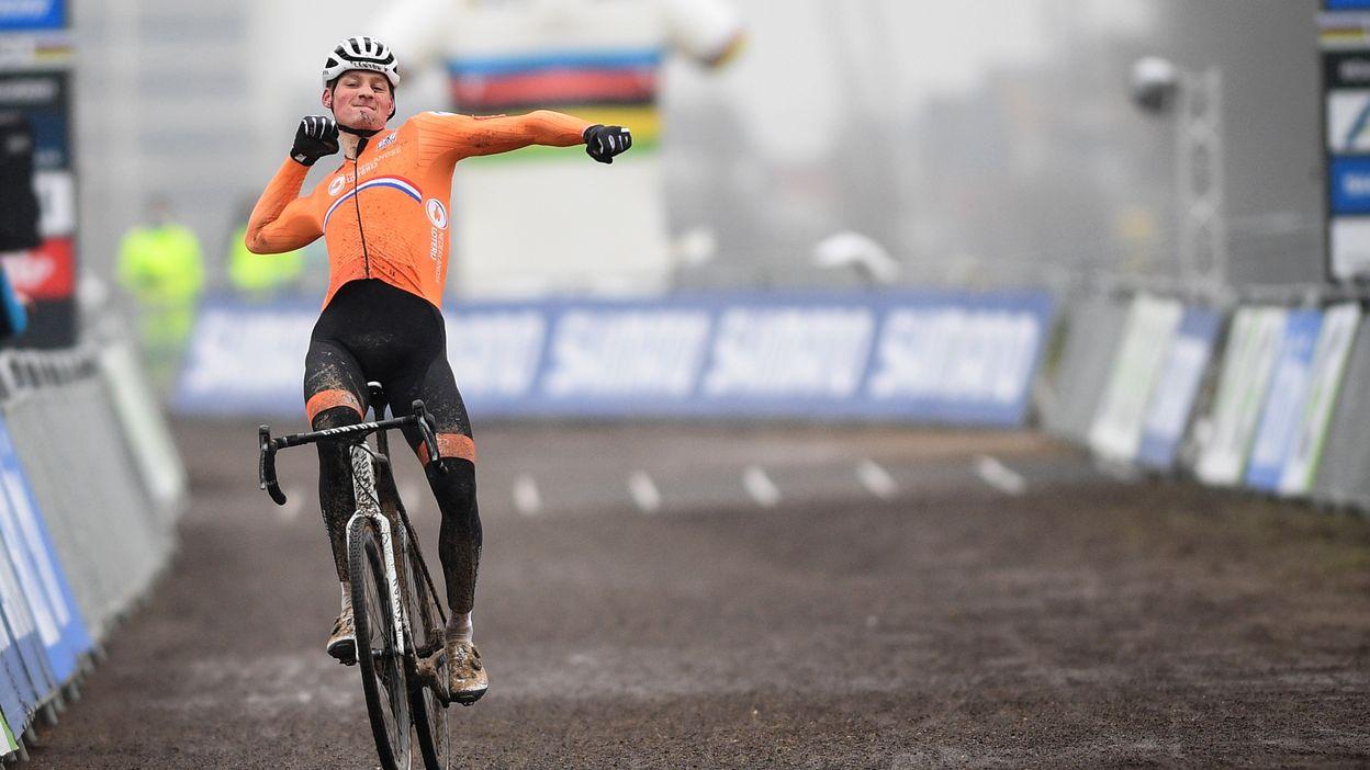 Champion du monde 2021 : Mathieu van der Poel