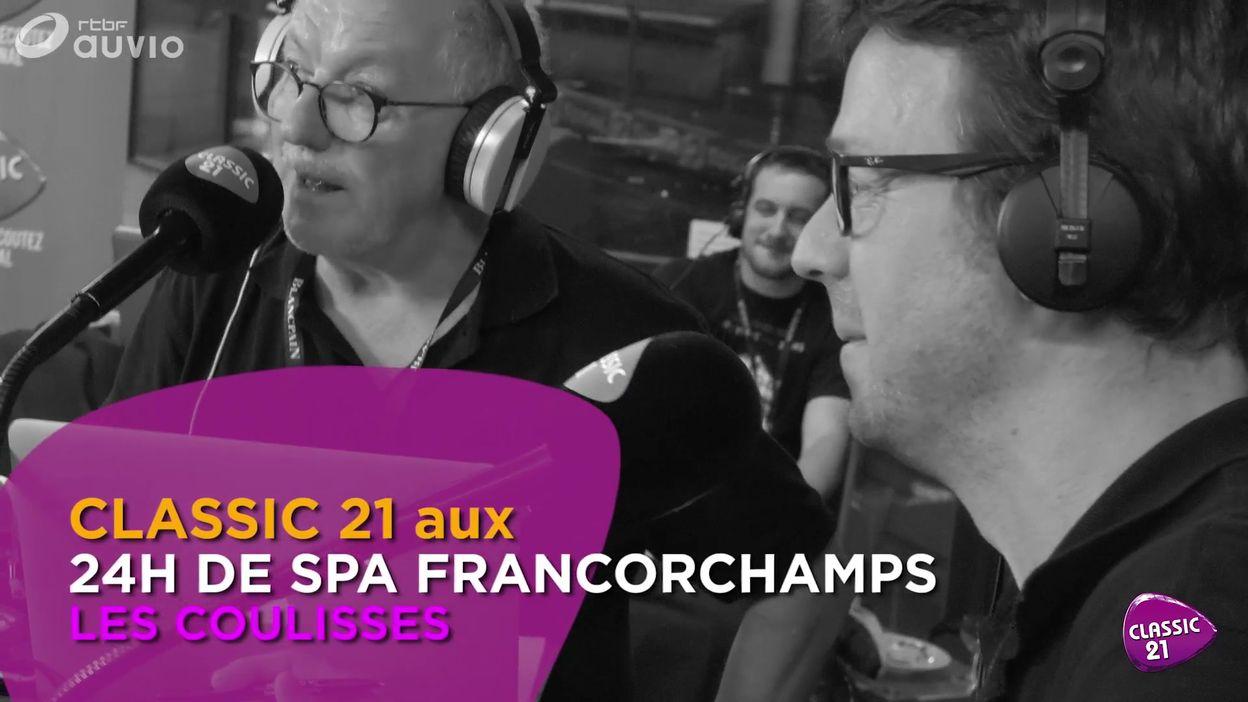 Classic 21 aux 24h de Spa Francorchamps