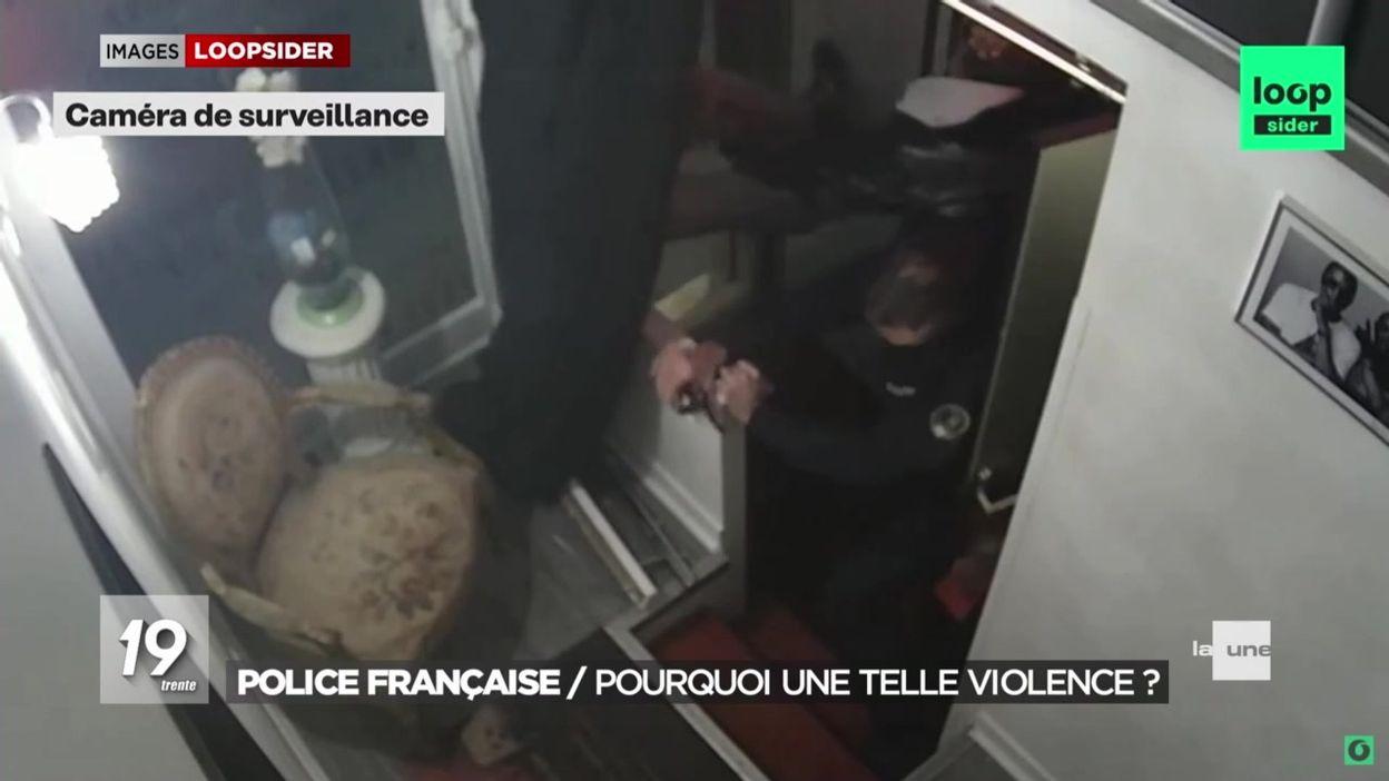 Bavure policière en France