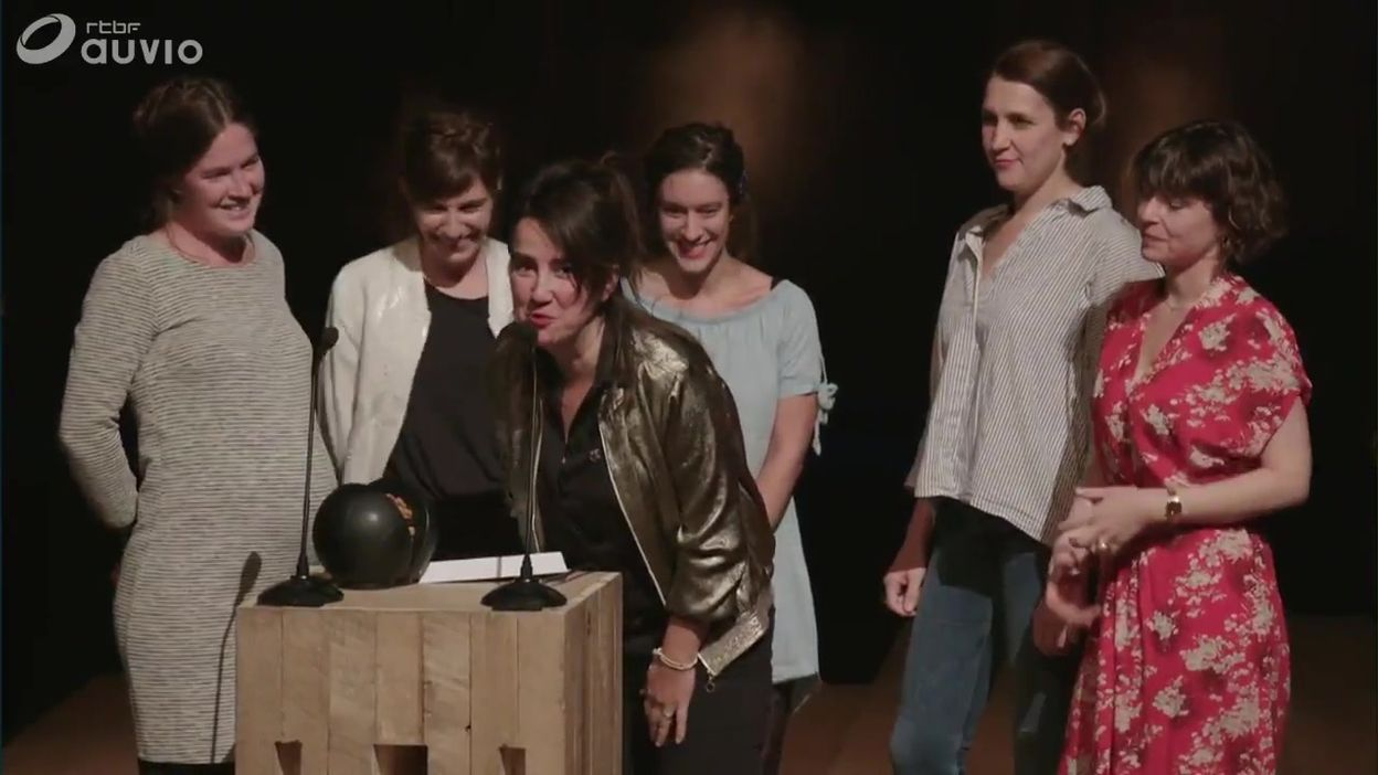 Meilleure réalisation artistique et technique pour Sylvia de Fabrice Murgia