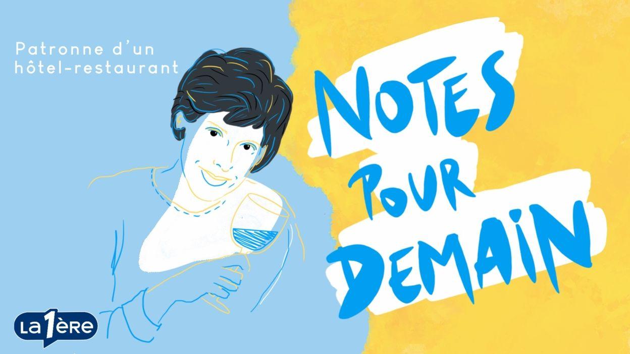 Notes pour demain : Aude, restauratrice