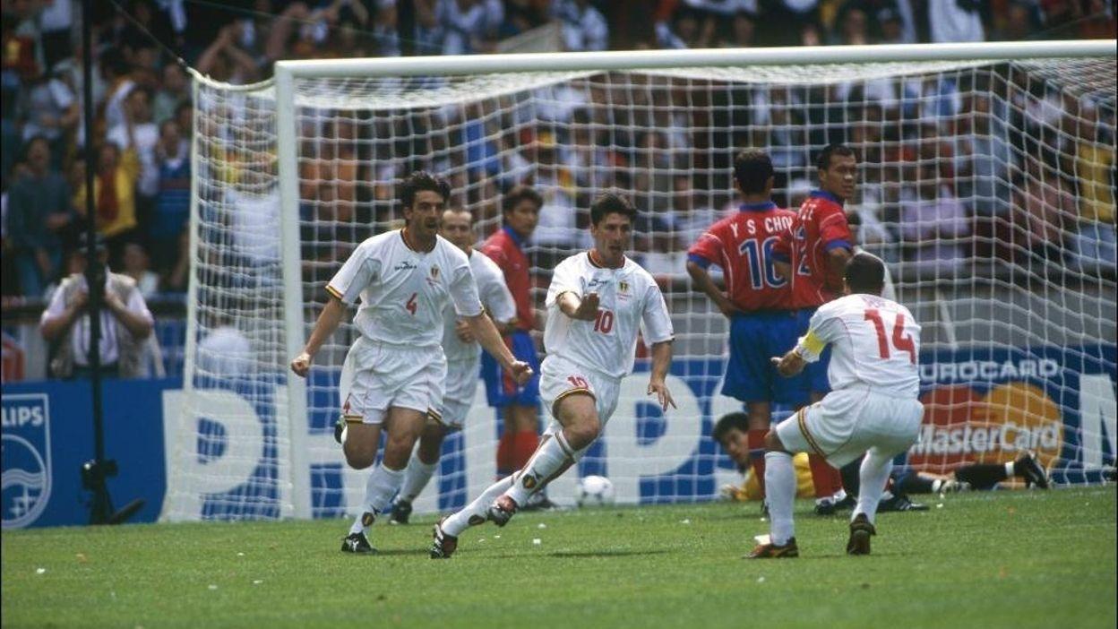 Belgique - Corée du Sud : Le Match en intégralité